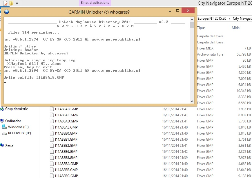 Garmin unlock generator v1 5 by jetmouse